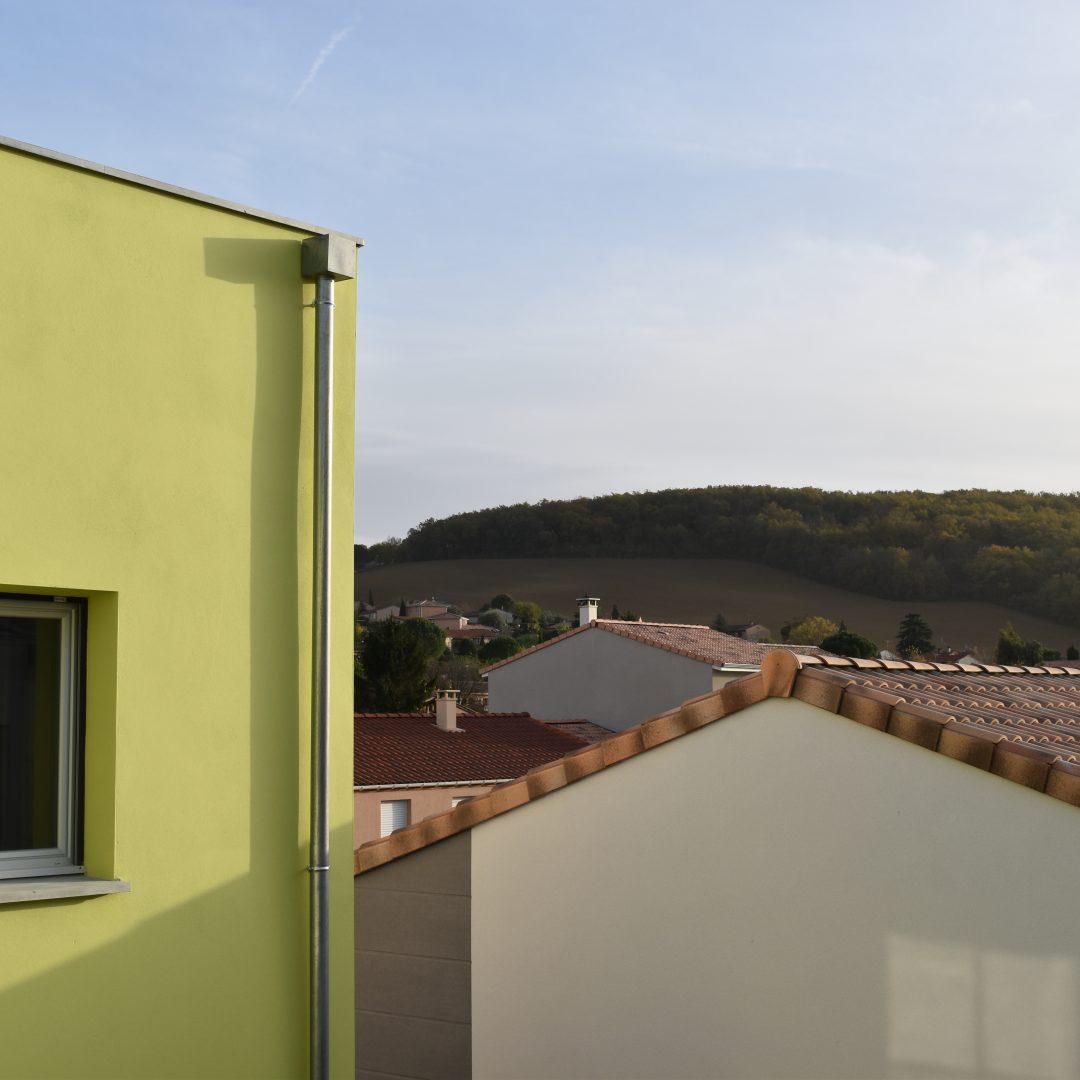 Nouveau quartier a Lévignac