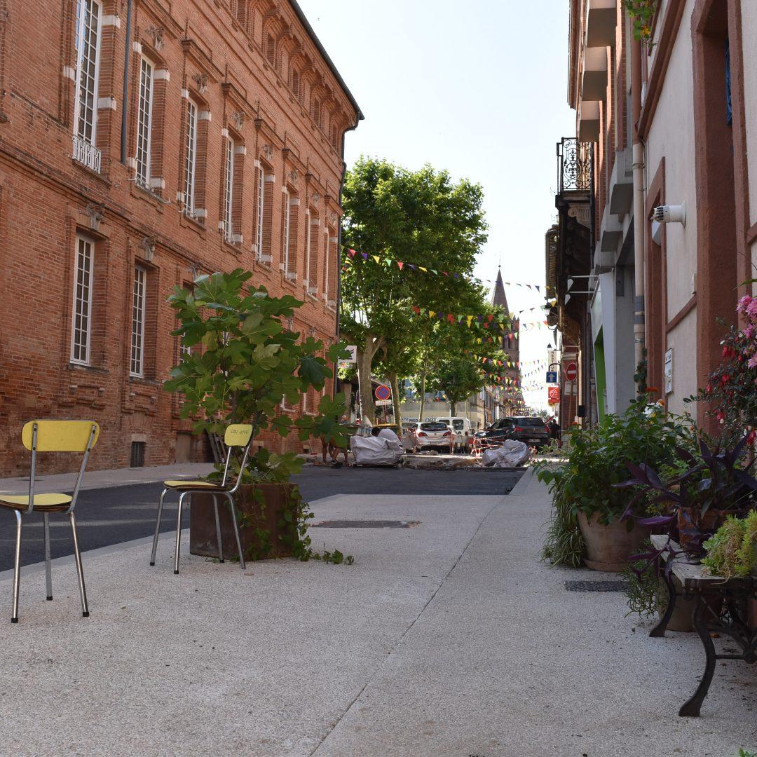 Rue de Bastide