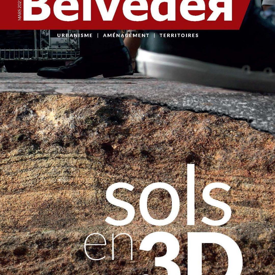 Article sur le projet de Grenade dans la revue BelvedeR